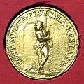 Francesco dal prato (da b. bandinelli), medaglia di clemente VII, 1532-33, br. dorato.JPG