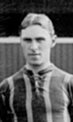 Frank Bentley - Bentley while with Brentford 1912