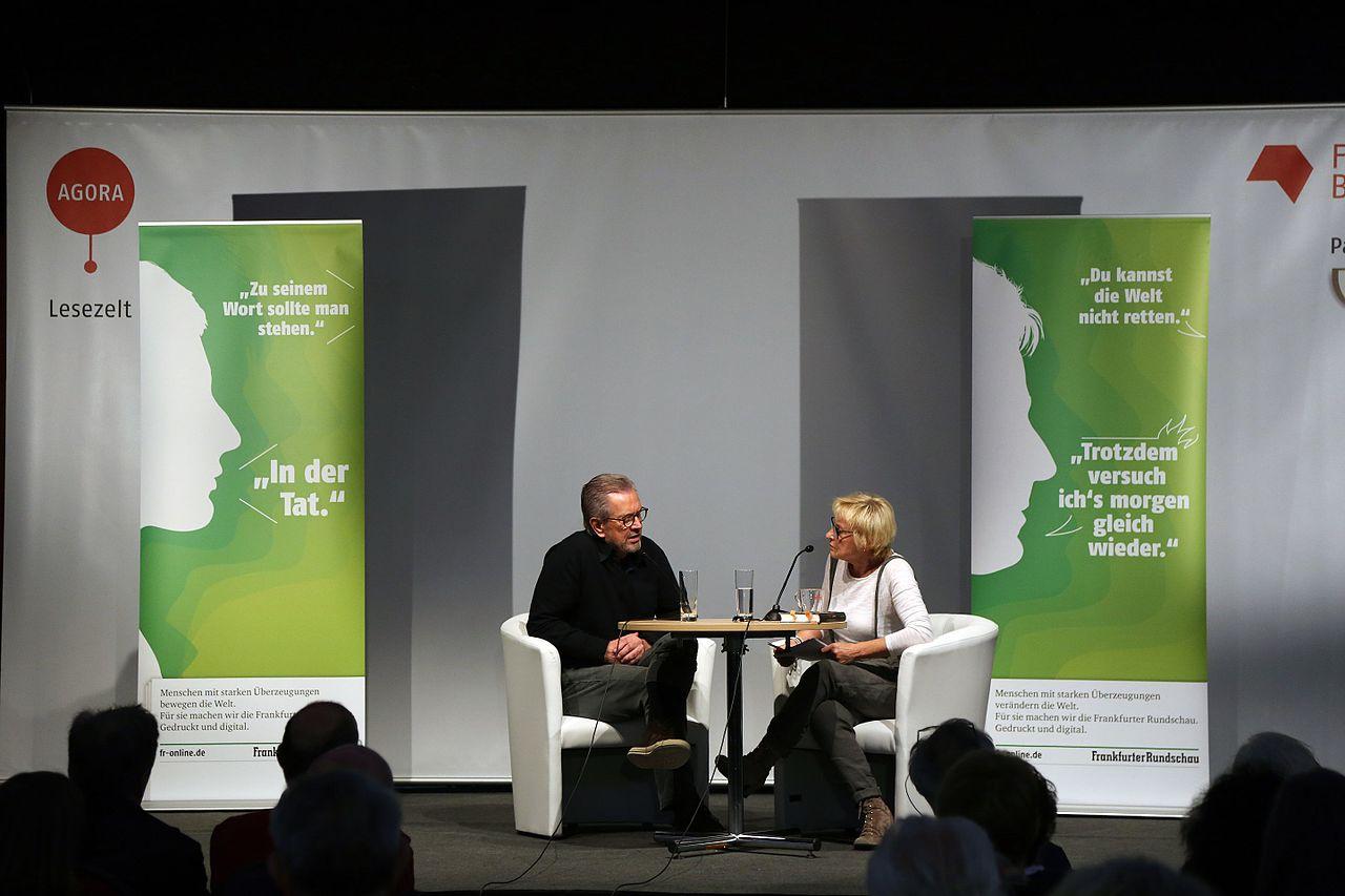 Frankfurter Buchmesse 2015 - Jürgen Todenhöfer 2.JPG