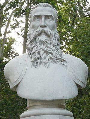 Christoph Frankopan - Bust of Christoph Frankopan