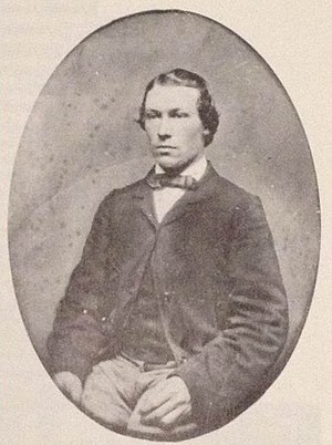 Fred Hobbs - Fred Hobbs at age 18