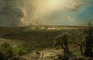Frederic Edwin Church - Jerusalem from the Mount of Olives - Google Art Project.jpg