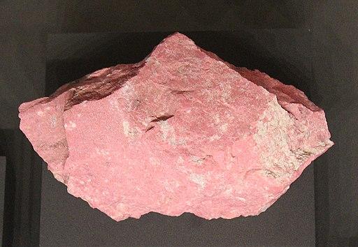 Freiberg, Terra mineralia, Thulit