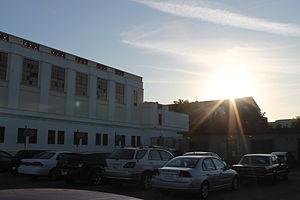 Fremont High School (Oakland, California) - Fremont High School gymnasium