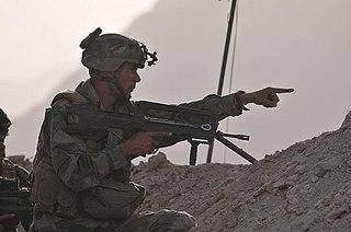 Groupement tactique interarmes de Kapisa French Army unit