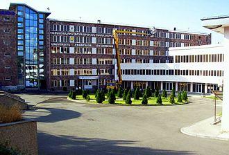 Kanaker-Zeytun District - The French University in Armenia