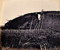 French entrance of the North Fort of Taku on the Peiho River Wellcome V0037623.jpg