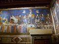 Frescos d'Ambrogio Lorenzetti (Palazzo Pubblico de Siena).JPG