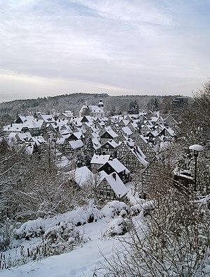 Freudenberg, Westphalia - Freudenberg