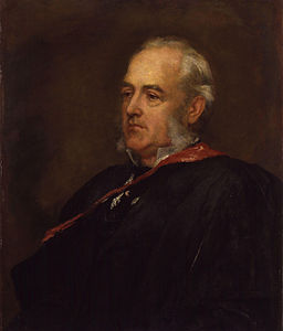 Friedrich Max-Müller by George Frederic Watts