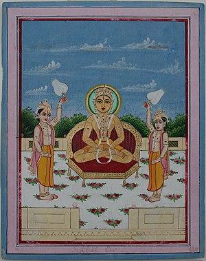 Rishabha (Hinduism) - From a series of Vishnu Avataras - Rishabha