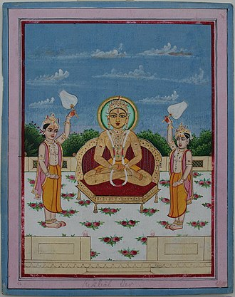 Rishabha (Hinduism) - From a series of Vishnu Avataras - Rishabha