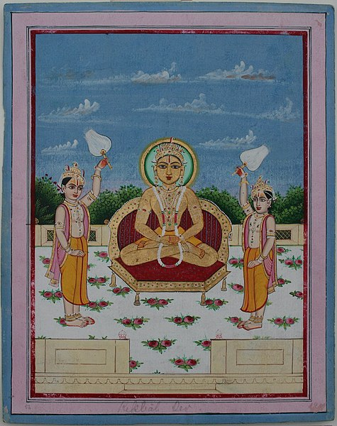 File:From a series of Vishnu Avataras- Rishabha.jpg