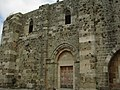 Front Entrance of the Crusader Cathedral - panoramio.jpg
