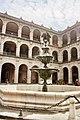 Fuente del palacio Nacional in Mexcio 2005.jpg