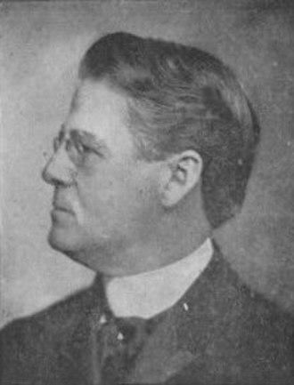William Furst - William Furst, ca. 1897