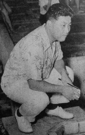 Hironoshin Furuhashi - Image: Furuhashi Hironoshin