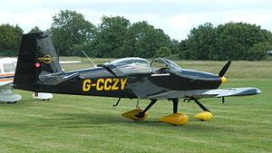 Van's Aircraft RV-9 - 2006 amateur built RV-9A