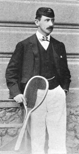 George Simond - Image: G.M. Simond (tennis)