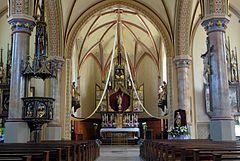Maria Himmelfahrt Partenkirchen
