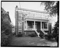 GENERAL VIEW OF FACADE - Edward Murrell House, Madison and Second Streets, Lynchburg, Lynchburg, VA HABS VA,16-LYNBU,106-1.tif