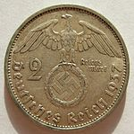 GERMANY, THIRD REICH 1937 -2 MARKS a - Flickr - woody1778a.jpg