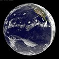 "GOES ""Full Disk"" image of Earth (4407007292).jpg"