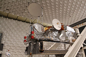 GPM in the EMI EMC Test Chamber.jpg