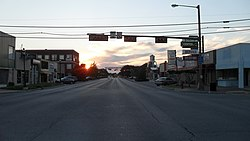 GP Main Street at Dusk.JPG