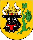 Das Wappen von Gadebusch