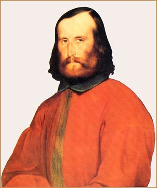 Marcia di Garibaldi dopo la caduta di Roma