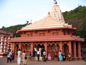Ganpatipule - Ganpati temple