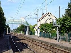 Station Précy-sur-Oise