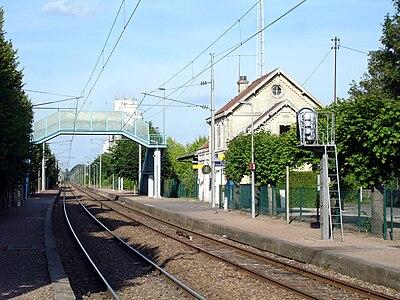 Gare de Précy-sur-Oise
