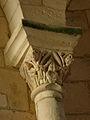 Gargilesse-Dampierre (36) Église Saint-Laurent et Notre-Dame Chapiteau 26.JPG