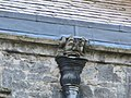 Gargoyle on the roof 2 - geograph.org.uk - 1670070.jpg