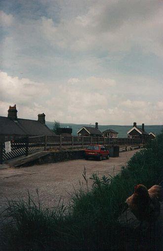 Garsdale railway station - Garsdale