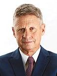 Gary Johnson campaign portrait (cropped 3x4)