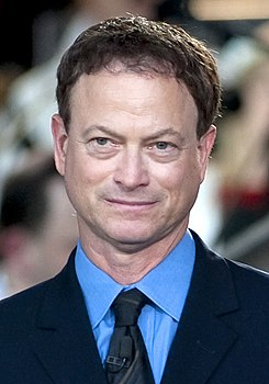 Gary Sinise American actor, director, musician, producer and philanthropist