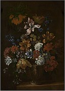 Gaspar Peeter Verbruggen the Younger - Flower piece.jpg