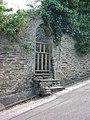 Gate on Fore Street - geograph.org.uk - 846675.jpg