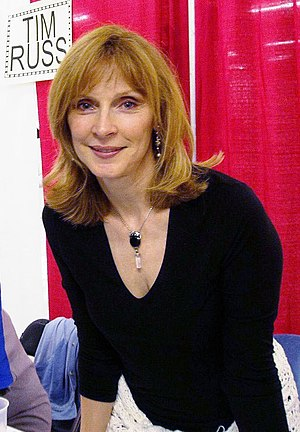 Star Trek: The Next Generation (season 3) - Season three saw the return of Gates McFadden to the main cast role of Dr. Beverley Crusher.