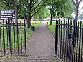 Gates to Burley Lawn - geograph.org.uk - 446105.jpg