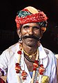 Gavari dance drama character - Bhanjara gypsy trader chief.jpg