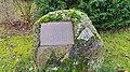 Gedenkstein in Ottermoor - Die Siedlungsgenossenschaft Moorhof in Ottermoor.jpg