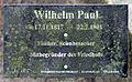 Gedenktafel Fürstenwalder Allee 93 (RahndWil) Wilhelm Paul.jpg