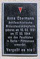 Gedenktafel Gürtelstr 11 (Weiß) Anna Ebermann.jpg