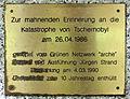 Gedenktafel Klosterstr 71 (Mitte) Katastrophe von Tschernobyl.jpg