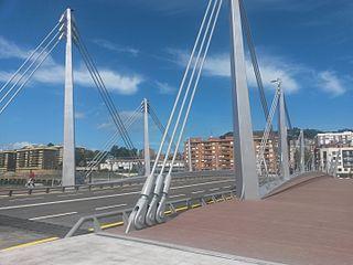 Frank Gehry Bridge bridge in Spain