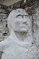 Gemeindeamt Sankt Lorenzen am Wechsel, fountain detail.jpg